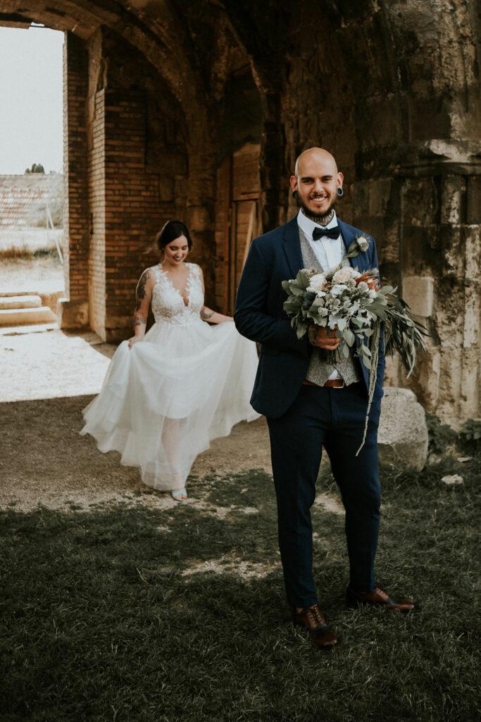 Dél-afrikai rendeltetési esküvő tervezése